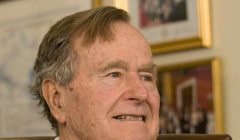 George H.W. Bush March, 2012 Reuters