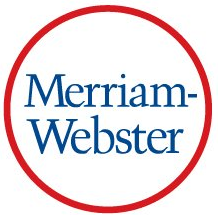 Merriam-Webster logo | Say It Ain't So Already