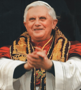 Pope Benedict via romanempiretours.com