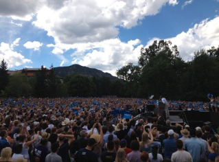 President Obama Boulder 9-2