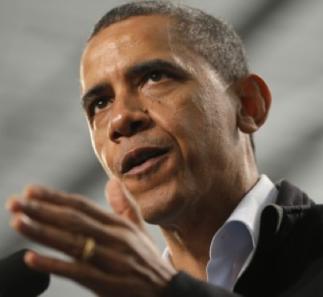 President Obama via AP