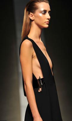 Skinny Model via ExtraTV.com