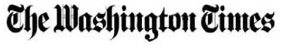 Washington Times Masthead 1-21-13