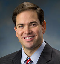 Marco Rubio via Wikipedia