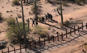 Mexican Drug Runners via newstalk870.am