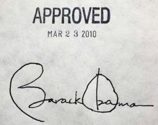 OObama care via obamacarfacts.com