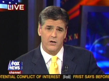 Sean Hannity via TheRihtPerspective.org