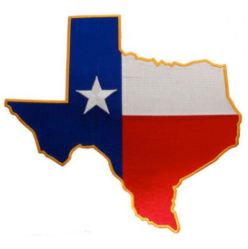 Texas Logo via Amazon.com
