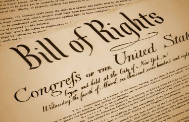 Bill of Rights Photo