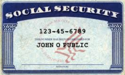 Social Security Card via Blogs times union.com