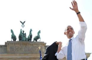 Obama Berlin  via BigStoryAP.org