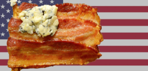 Bacon Flag via BusinessInsider.com