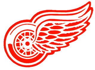 Detroit Red Wing Logo