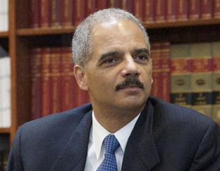Eric Holder via justice.gov:ag: