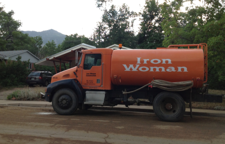 Iron Woman 8-12-13