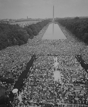March on Washington 1963 via capitolhillhistory.org