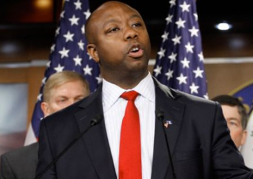Sen. Tim Scott via PoliticalNewsNow.com