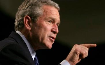 George W. Bush White House photo by Eri Draper via wikimedia commons