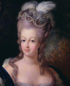 Marie Antoinette via wikipedia.org