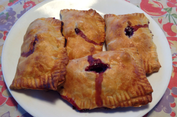 Blue Berry Hand Pies