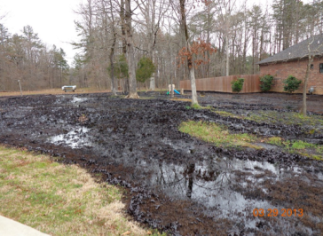 Exxon Oil Spill Mayflower Ark via EPA huff post