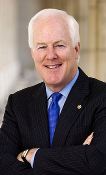 John Cornyn via Wikipedia