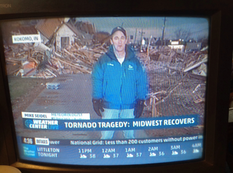 Midwest Recovers - Weather Channel 11-18-13