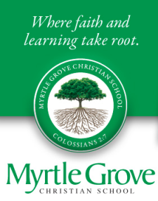Myrtle Grove Christian School via mgcs.org