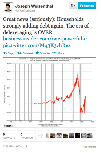 Ams Going in Debt Again via @TheStalward on twitter