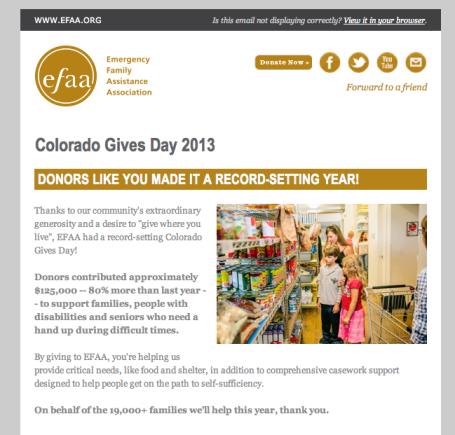 EFAA Donations 12-18-13