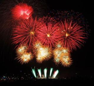 Fireworks via Wikipedia