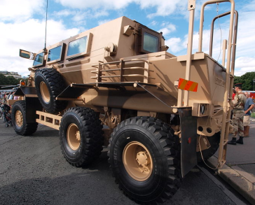 MRAP via wikipedia commons