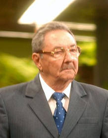 Raul Castro via Wikimedia Commons