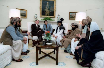 Reagan meets w:taliban