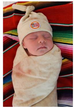 Tortilla wrap via bon-vivant-baby.myshopify.com