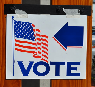 Vote image via Wikipedia