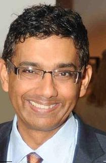Dinesh D'Souza via Wikipedia