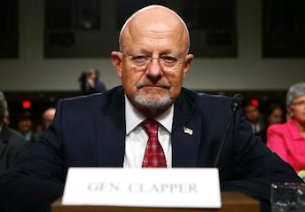James Clapper via ThinkProgress.org
