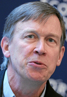 John Hickenlooper via Wikimedia Commons
