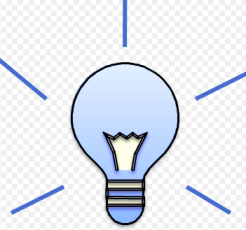 Light Bulb Sarcastic via wikimedia commons