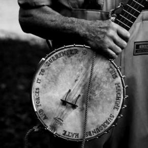 Pete Seeger's Banjo via Guitar Player now
