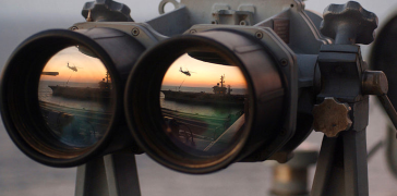 Spying via U.S. Navy Airman Ricardo J. Reyes via Wikimedia Commons