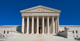 Supreme Court building via smithsonianmag.com
