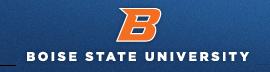 Boise State Univesity Logo