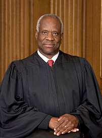 Clarence Thomas via wikipedia