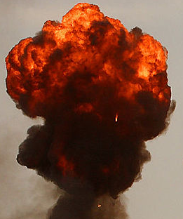 Heads Exploding image via commons.wikimedia.org