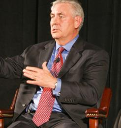 Rex Tillerson via Wikipedia