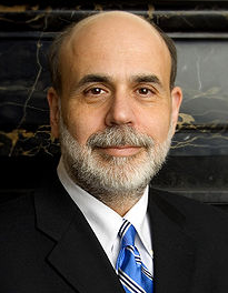 Ben Bernanke via Wikipedia
