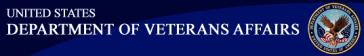 Dept. VA Affairs logo