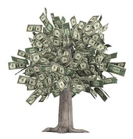 Money Tree via ppiblog.com